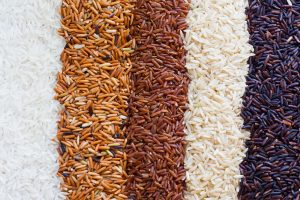Thai Rice Grains